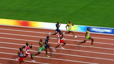 Atletismo Londres 2012