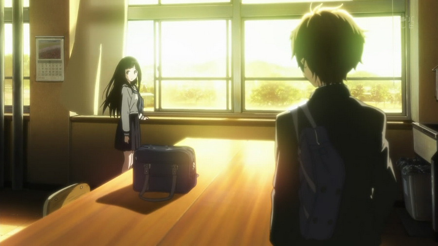 Hyouka First Impression - 02