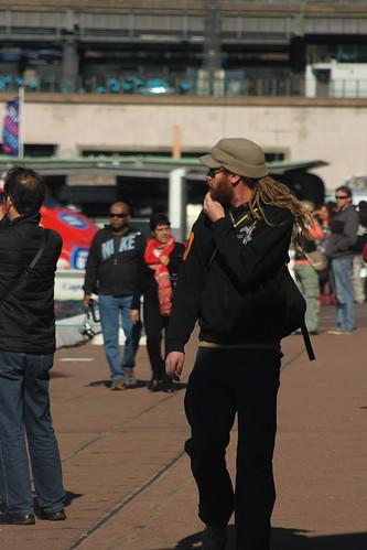 Sea Shepherd Crew Member