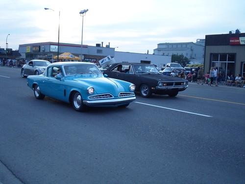 1954 Studebaker Commander Coupe