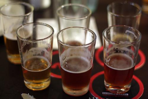 Israeli beer tasting