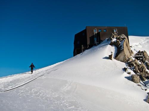 Mont Blanc por la ruta de los cuatromiles (6/6)