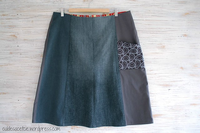 my sew serendipity skirt!