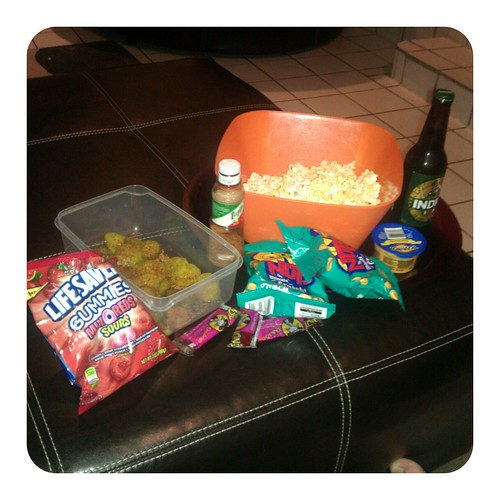 Movie Night. Again :D