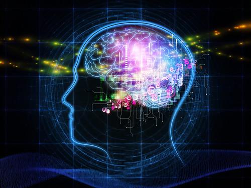 representacion de una inteligencia artificial