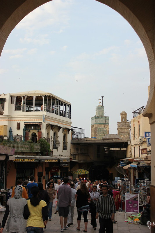 The Opening of the Market of Fez