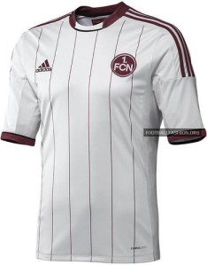 1. FC Nürnberg adidas 2012/13 Away Football Kit / Trikot / Soccer Jersey
