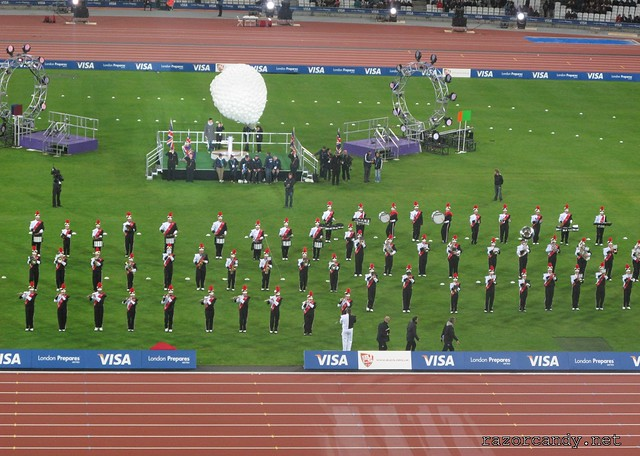 Olympics Stadium - 5th May, 2012 (97)