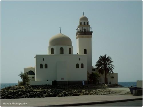 Mesjid di Jeddah