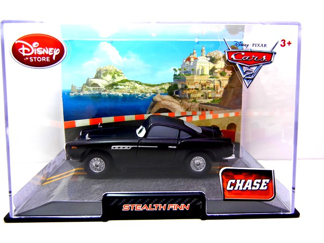 disney store cars 2 chase stealth finn (1)