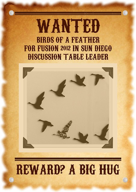 Wanted: Discussion Table Facilitators at FUSION12