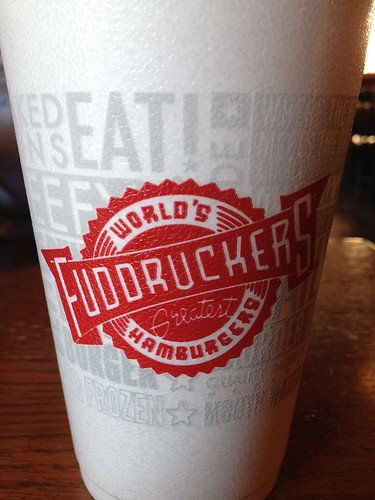 Logo on Cup
