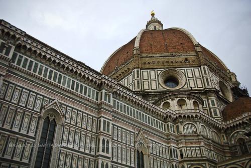 The Duomo detail 3