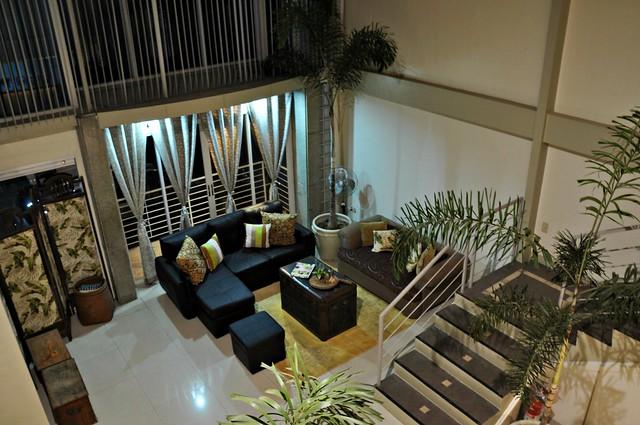 Balay da Blas lobby (new wing)