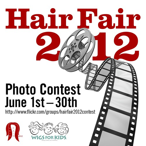 Hair Fair Photo Contest Poster