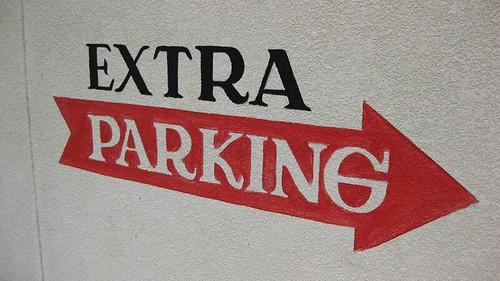 extra parking