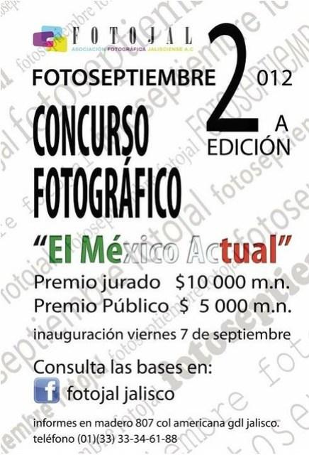 Concurso fotografia mexico 2012