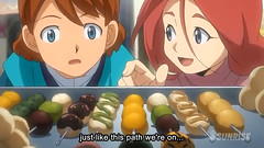 Gundam AGE 3 Episode 38 Kio The Fugitive Youtube Gundam PH (18)