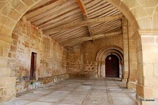 Atrio de Santa María de Eguiarte