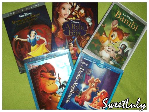 Disney Diamond Editions