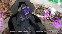 Gundam AGE 2 Episode 28 Chaos in the Earth Sphere Youtube Gundam PH (22)