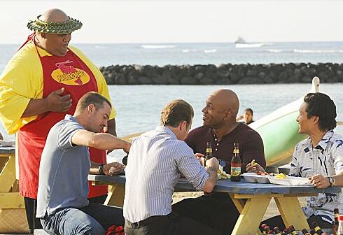 NCIS:Los Angeles & Hawaii Five-O