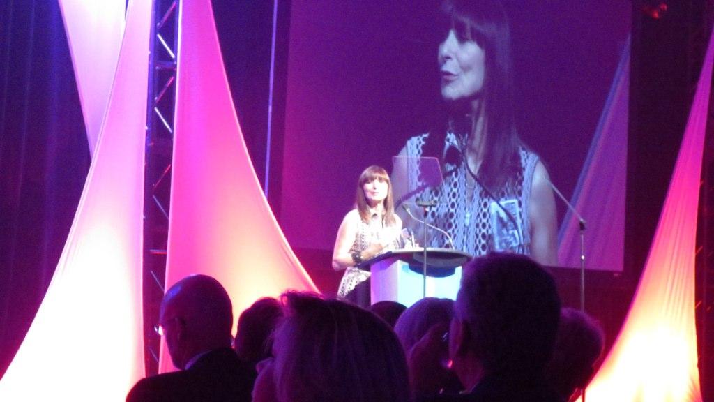 Jeanne Beker- The Rockies Awards Gala- Banff World Media Festival 2012