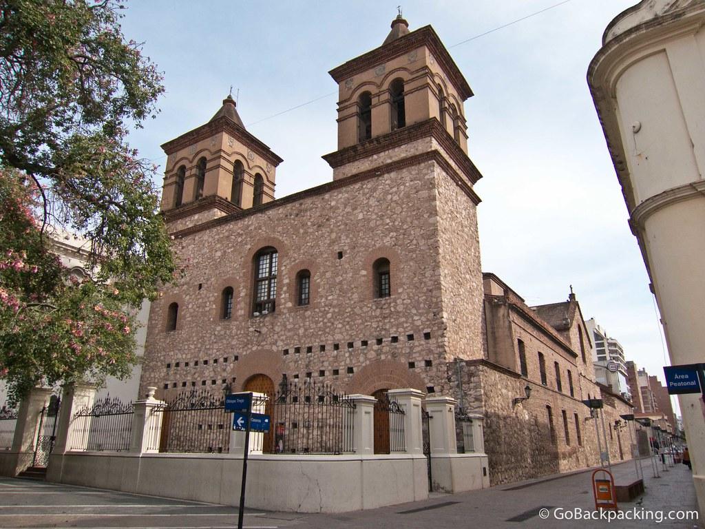 Iglesia de la Compania de Jesus (1645-1654)