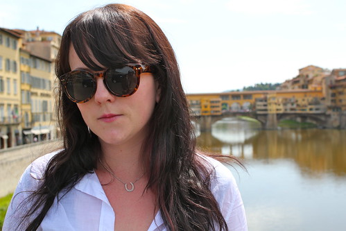Me and the Ponte Vecchio