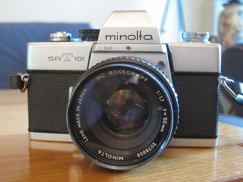 Minolta SR-T-101