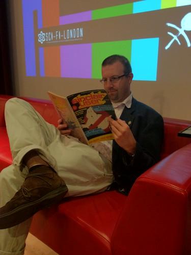 Steven Goodwin reads Sinclair User
