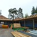 Roof Tiling - Brockwood Park School Pavilions Project