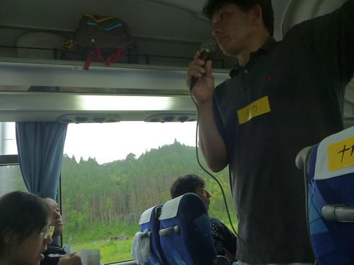 南三陸町で震災ボランティア (ボランティアチーム援人) Volunteer at Minamisanrikucho, Miyagi pref., Affrected by the Tsunami of Japan Earthquake