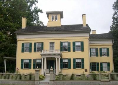 Emily Dickinson Museum, Amherst