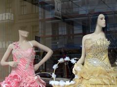 Mode für die kopflose Braut