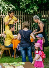 Familiensommer 2016 - Dschungelparty