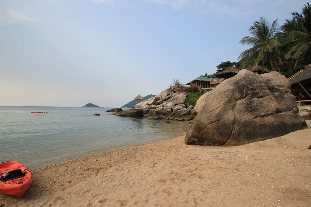 Inter-island Ferry - Koh Tao, Thailand