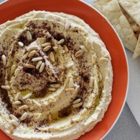 Smoothest, Creamiest Hummus