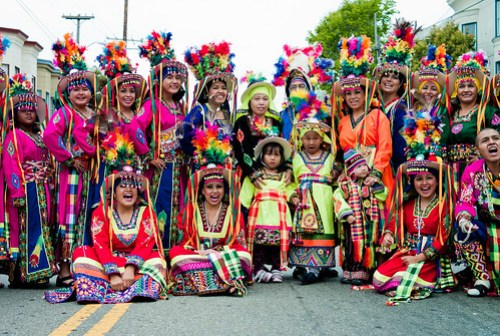 Faces of Carnaval