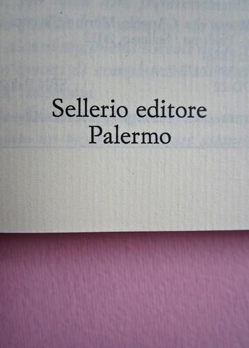 Angelo Morino, Il film della sua vita, Sellerio 2012. [resp. grafica non indicata]. Frontespizio (part.), 3