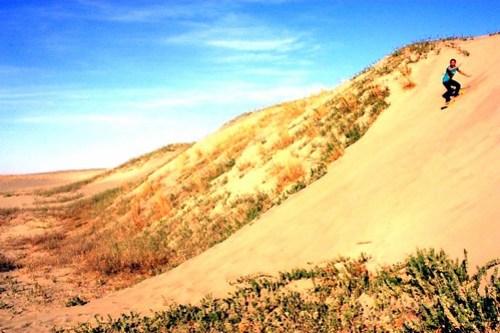 Ilocos San Dunes