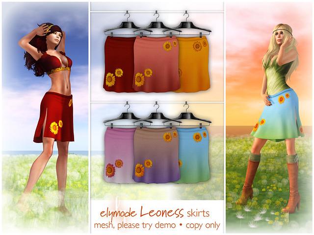 Leoness Skirts