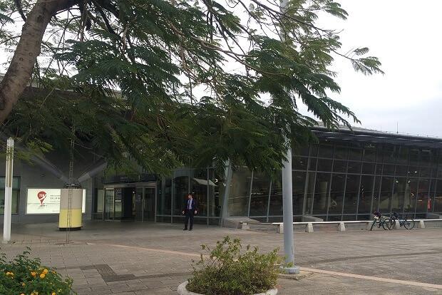 160720 台湾高速鉄道の台南駅