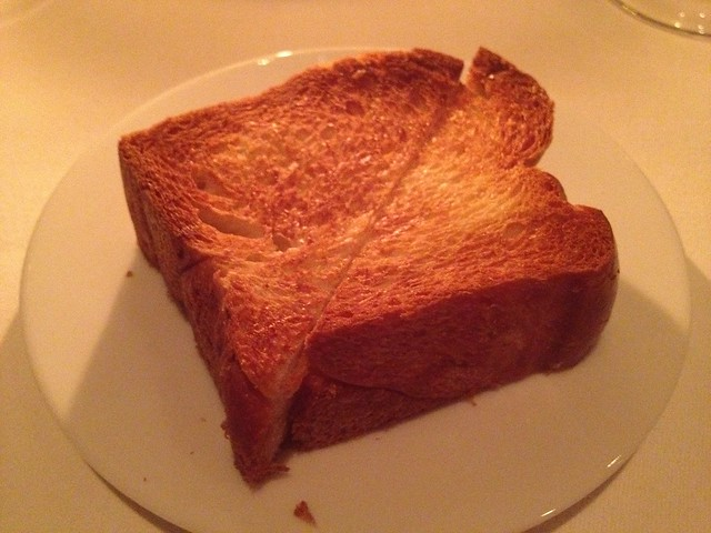 Warm brioche - The French Laundry