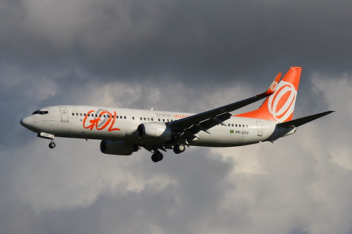 Gol   Boeing 737-800 @ SBGR