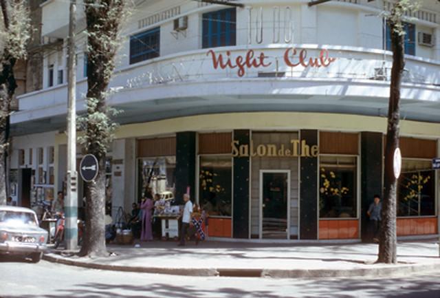 Saigon 1967 - Nhà hàng Vũ trường Tự Do đường Tự Do