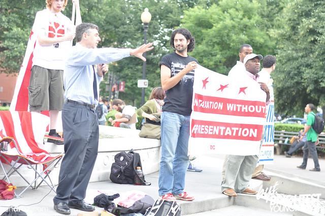 DC Flag Day BYT 45Ben Droz