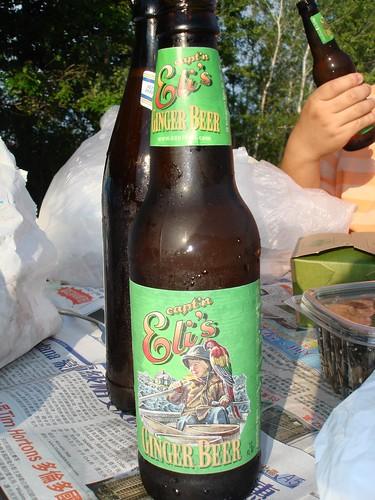 Capt'n Eli's Ginger Beer