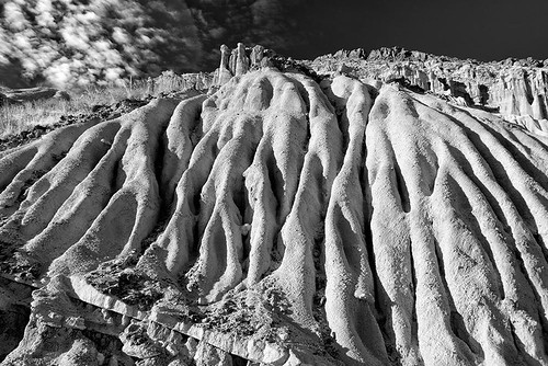 Erosion with Light Clouds