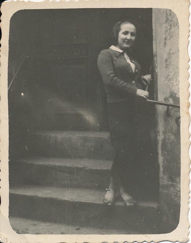 Sarah Lev in Torun
